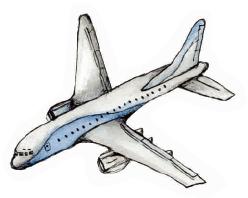 map-plane