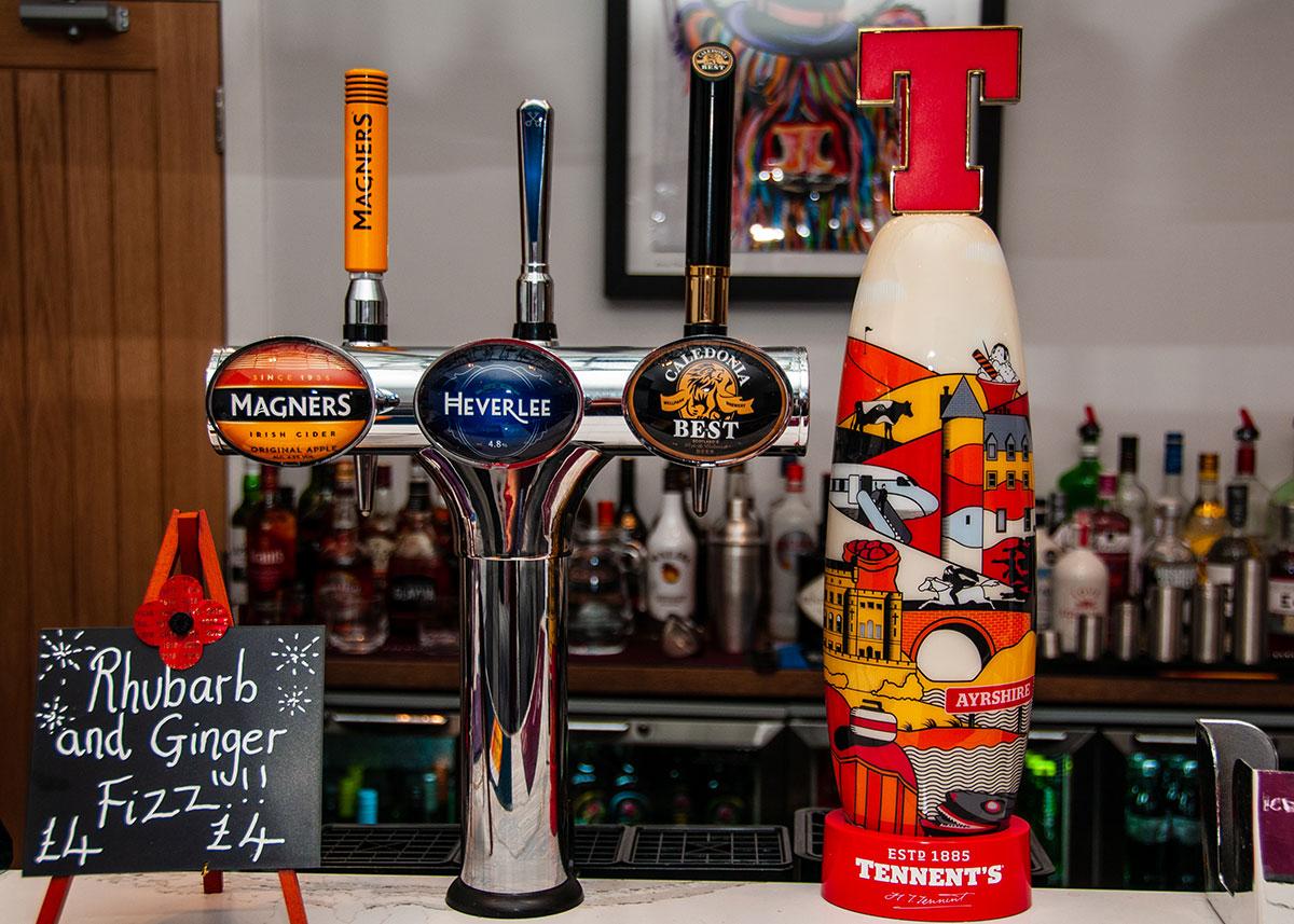 the kirkton bar