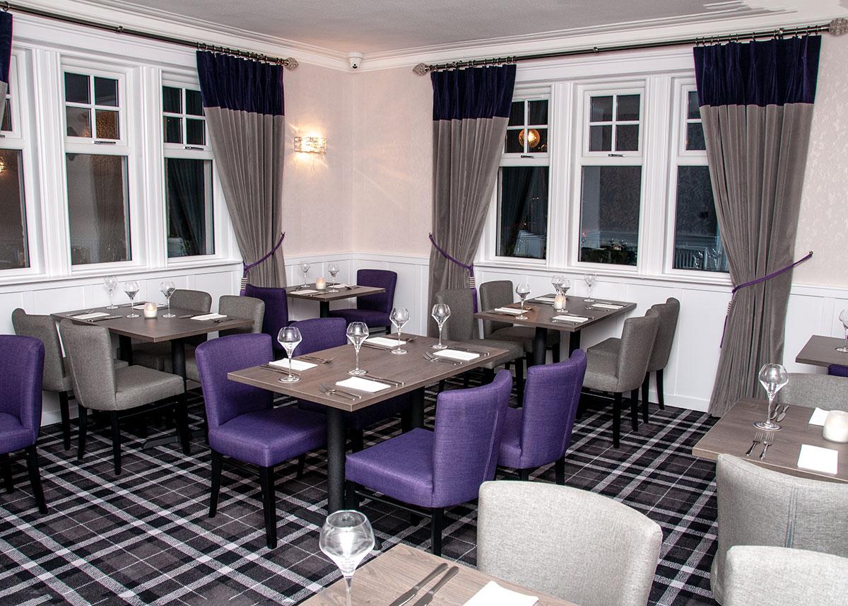 the kirkton inn dining room