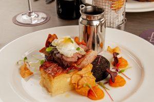 The Kirkton Inn - Pork belly